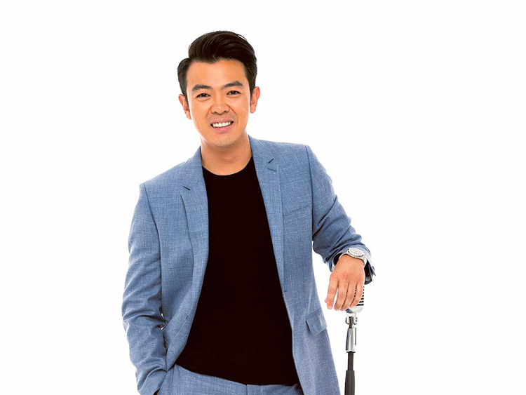 Wonho Chung brings the humour to Dubai stage