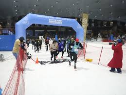 DXB Ice Warrior Challenge 2020
