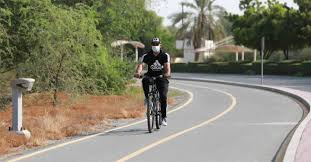 Dubai's Mushrif Park opened for cyclists from 6am