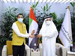 Dubai and India to collaborate further on healthcare