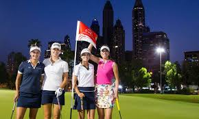 Dubai Moonlight Classic golf to see off at Faldo course