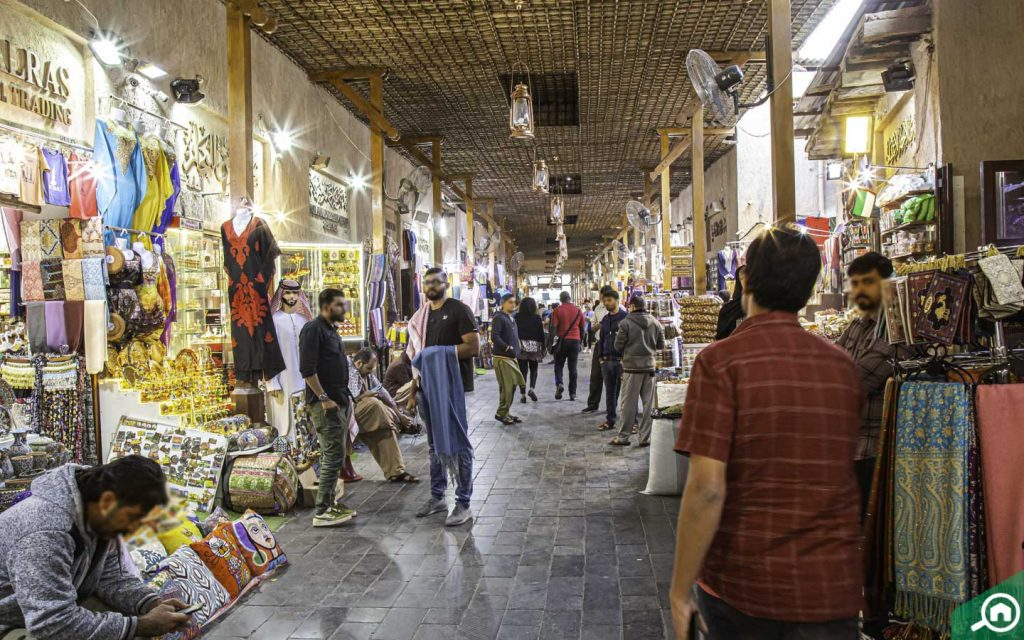 Get a crash course in foreign languages at Deira Souq
