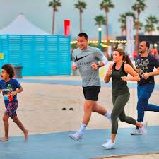 Team Sports UAE hosts Fitness Run event