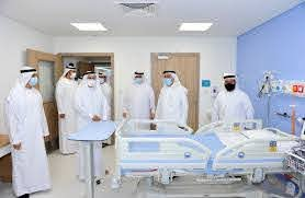 DHA launches a new stand-alone laboratory facility