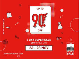 Dubai announces 3-Day Super Sale: Up to 90% off