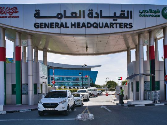 Over 5000 vehicles impounded by Dubai Police at home