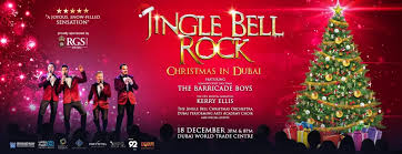 A family-friendly Christmas show is coming to Dubai