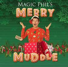 Merry Muddle with Magic Phil on board the QE2