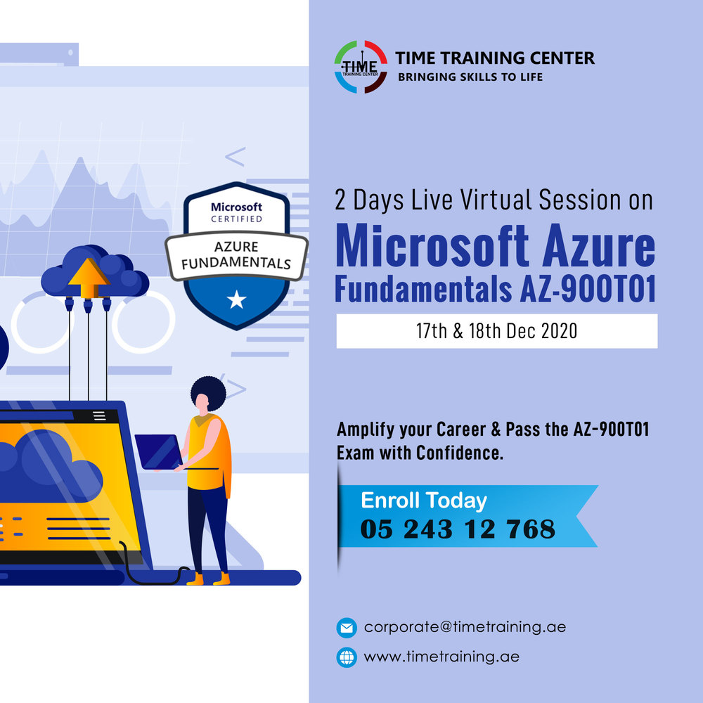 2 Days Live Virtual Session on Microsoft Azure