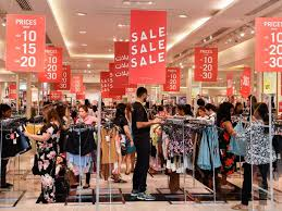 Dubai's 12-hour super sale offers up to 90percent off