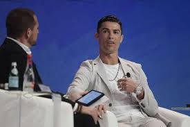 Cristiano Ronaldo confirmed as speaker for DISC 2020