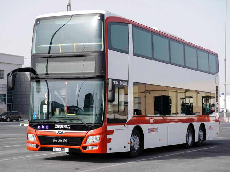 RTA to resume two bus routes between Dubai and Sharjah