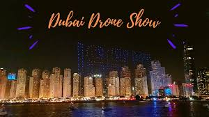 DSF 2020: 300 Drones light up Dubai night sky everyday