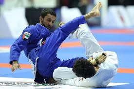 Jiu-jitsu action in Dubai this weekend