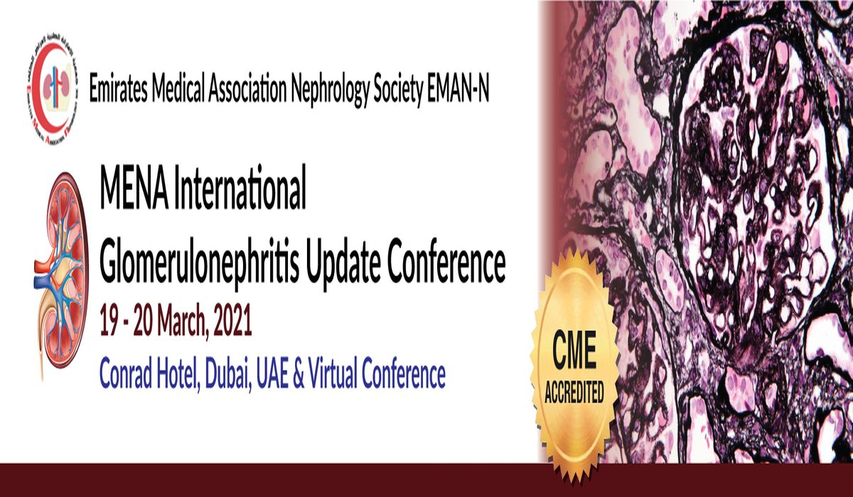 MENA International Glomerulonephritis Update Conference