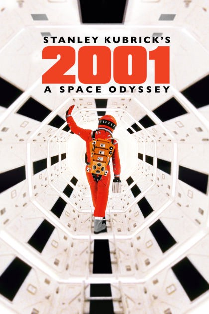 Film screening: 2001- A Space Odyssey