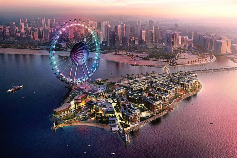 World's tallest Ferris Wheel is set to open this year