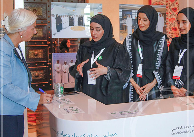 Dewa organises 'Youth to the Community Day' for schools
