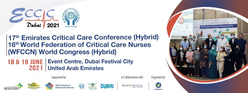17th Emirates Critical Care Conference & 16th World Fed