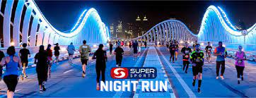 April Super Sports Night Run Series