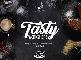 Ramadan Tasty Workshops at Food Central