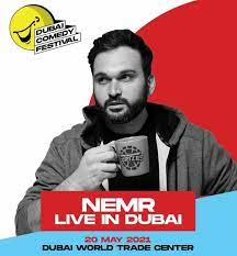 Nemr at Dubai World Trade Centre