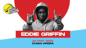 Eddie Griffin to close Dubai Comedy Festival