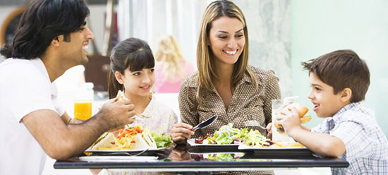 Top Ten Kid-Friendly Family Restaurants in Dubai