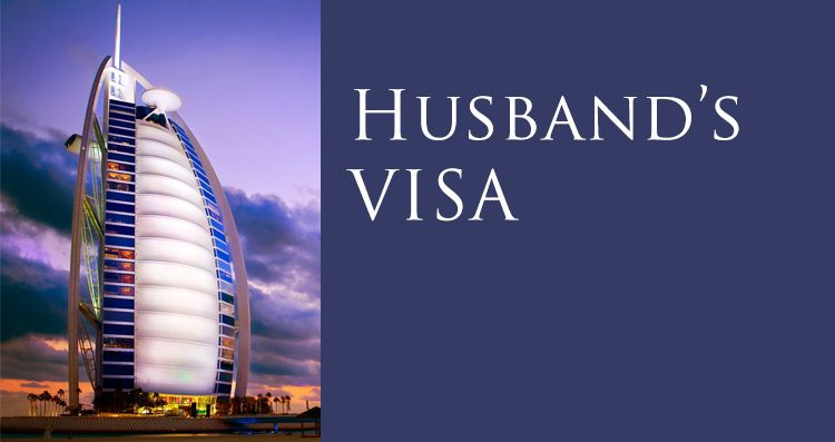 Rules for working with husband's visa