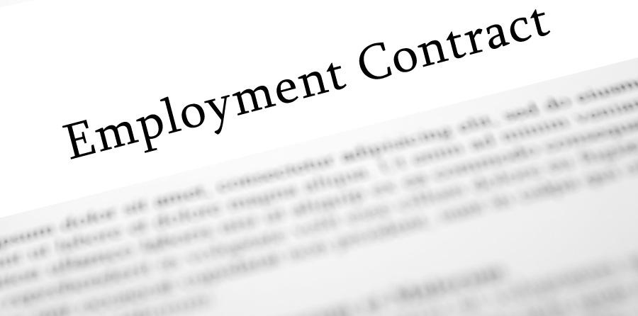Dubai Employment Contract