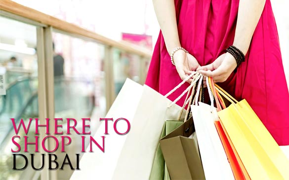 Best Places to Shop in Dubai - Shopping Guide