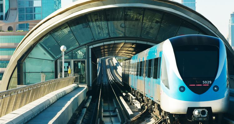 The Dubai Metro Lines and Fares