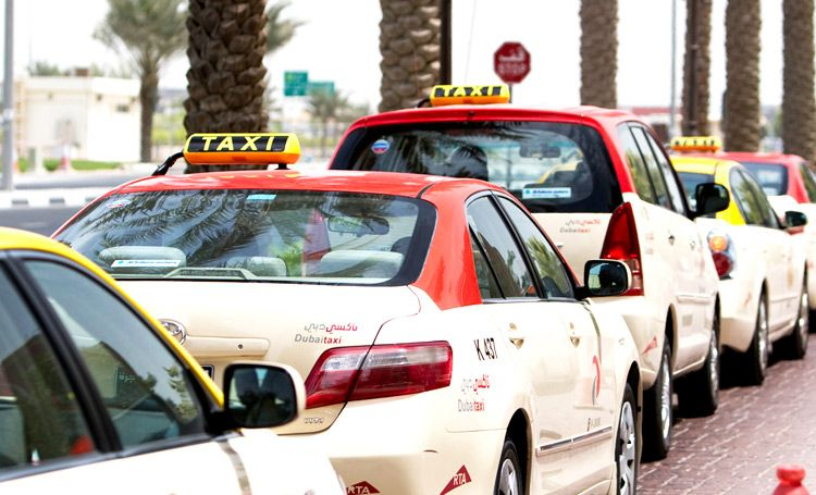 Dubai Taxi Types and Fares