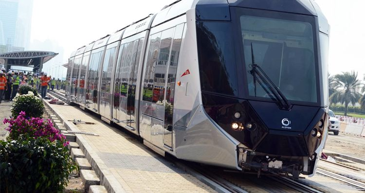 Dubai Tram - Stations, Fares and Timings