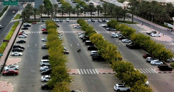 Parking on Fridays, Public Holidays and Eid