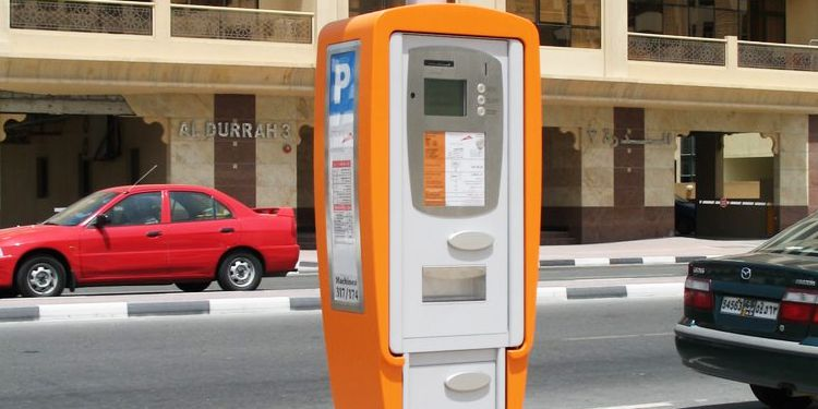 Public Parking in Dubai