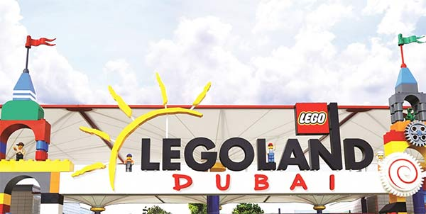 Legoland Dubai and Legoland Water Park