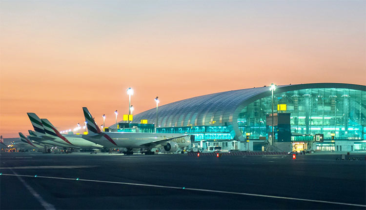 Dubai International retains its position as world's topmost airport