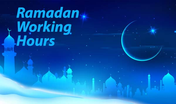 UAE Ministry, Authority, announces Ramadan working hours