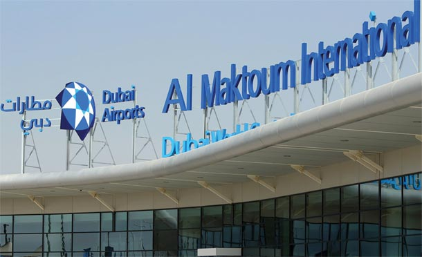 Al Maktoum International Airport to undergo expansion