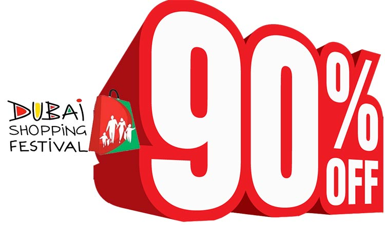 DSF to treat shoppers with mega sale of upto 90% discounts this month