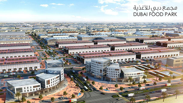 Dubai launches region's first of its kind Dh.5.5bn Food Park