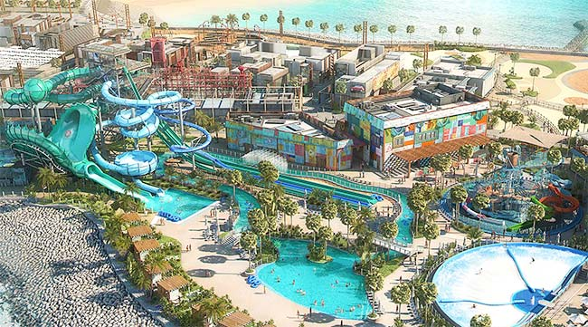 Laguna Waterpark and Splashers Island open this weekend