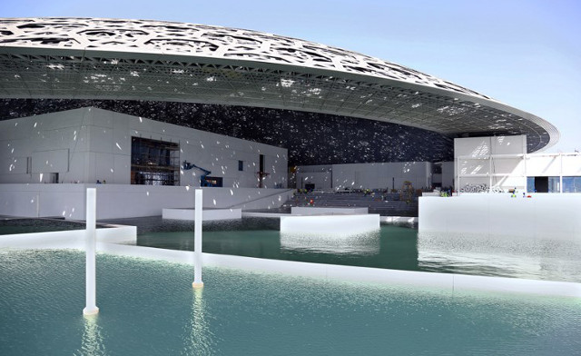 Louvre Abu Dhabi museum ready to welcome visitors