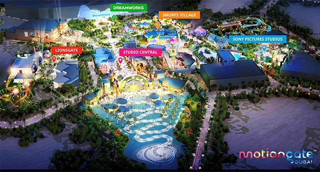 Dubai Parks and Resorts announces latest line-up of events at MOTIONGATE Dubai