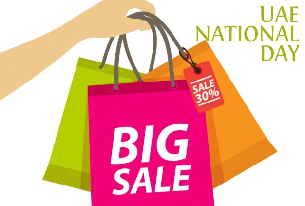 Shopping deals galore & events lined-up in Dubai for National Day celebrations