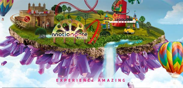 Dubai Parks & Resorts announces summer packages for visitors