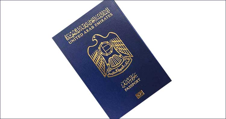 UAE Passport ranked first in Arab and Middle East