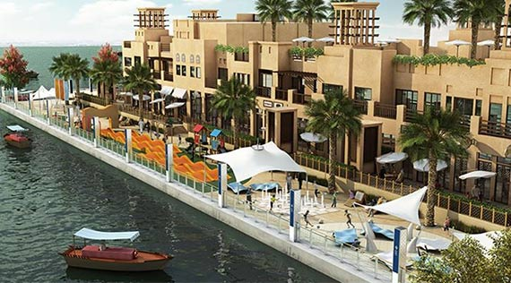Manazel Al Khor by Dubai Properties nears completion