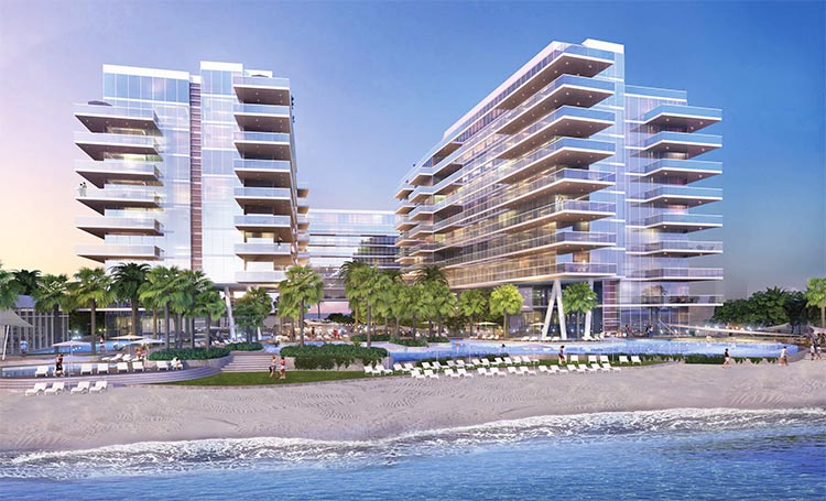 Serenia Residences to come up at Palm Jumeirah in 2 years